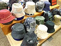 和木綿帽子